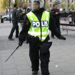 "Schwedens ""Kravallpolis"""